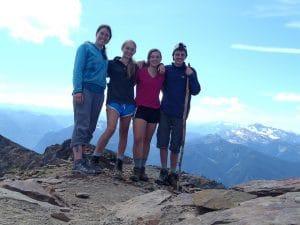 British Columbia Hiking