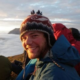 Ian Peterson Adventure Treks Instructor