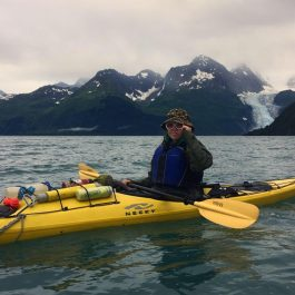 Jasmine-Siemer-Dunbar Adventure Treks Instructor