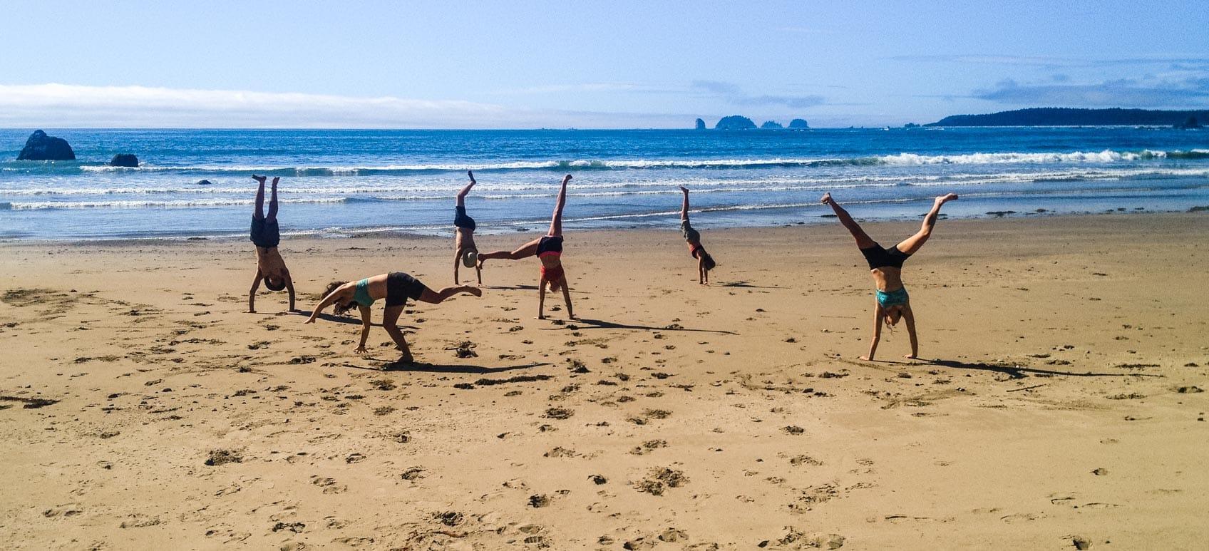 handstands-sand