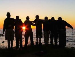 arms-around-sunset