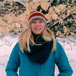 Hannah McKinley Adventure Treks Trip Leader