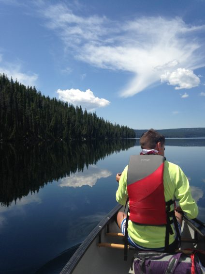 YA2 2017 canoe