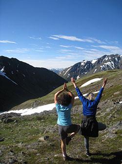 Amara Cohen Alaska Adventure Treks 2