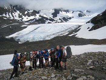 Amara Cohen Alaska Backpacking Adventure Treks