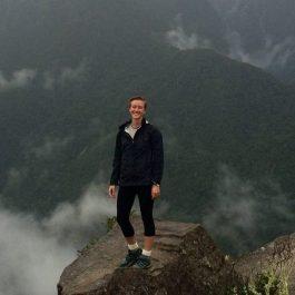 Alyssa Skelly Adventure Treks Instructor