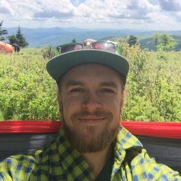 Kyle Hall Adventure Treks Instructor