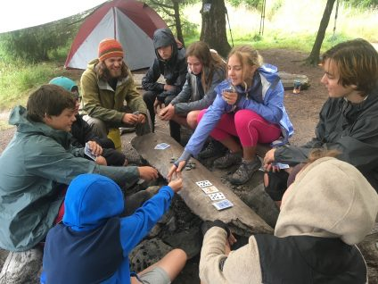 Adventure Treks Pacific Northwest Adventure summer camp