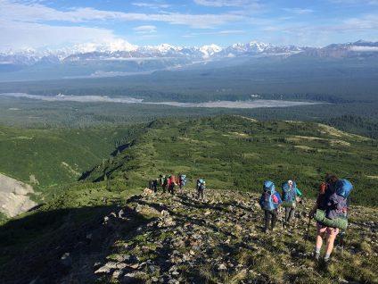 Adventure Treks Alaska Teen Challenges