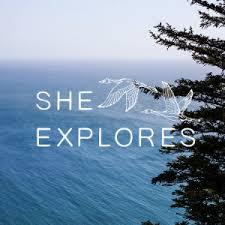 she explores podcast