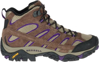 mid-height backpacking boot