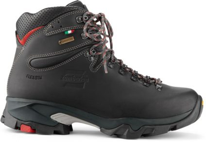 full height backpacking boot